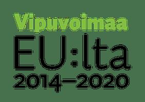 Vipuvoimaa EU:lta -tunnus